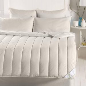 Comfortable organic wool duvet- bringing you a natural healthy sleep