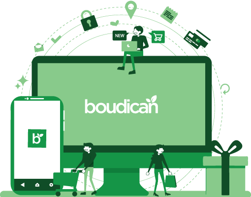 Start your online business with Boudican organic marketplace