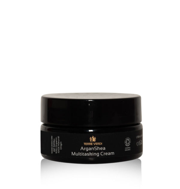 Best hydrating organic moisturiser : organic shea butter with argan oil