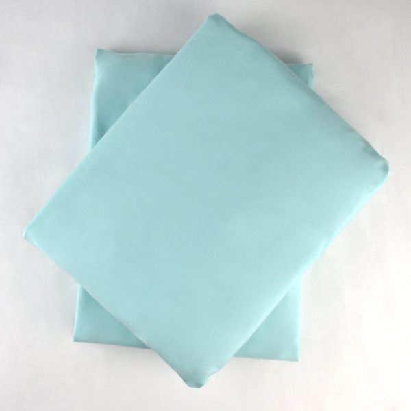 Fitted Sheet - Aquamarine 3