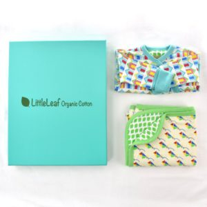 Newborn organic cotton baby gift -  Free from harmful chemicals