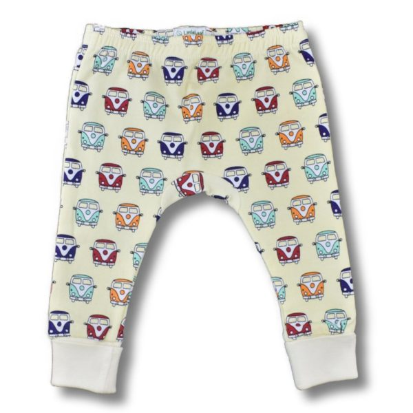 Camper Van Leggings -100% Organic Cotton 1