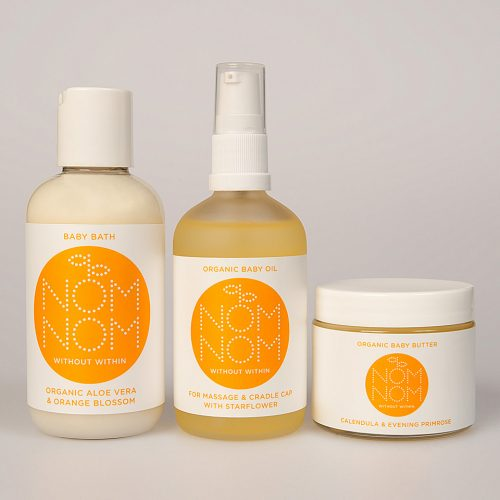 Create your own gift set- organic skincare 1