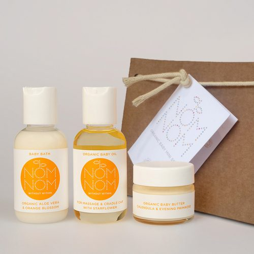 Baby Mini Set - Organic Skincare 1