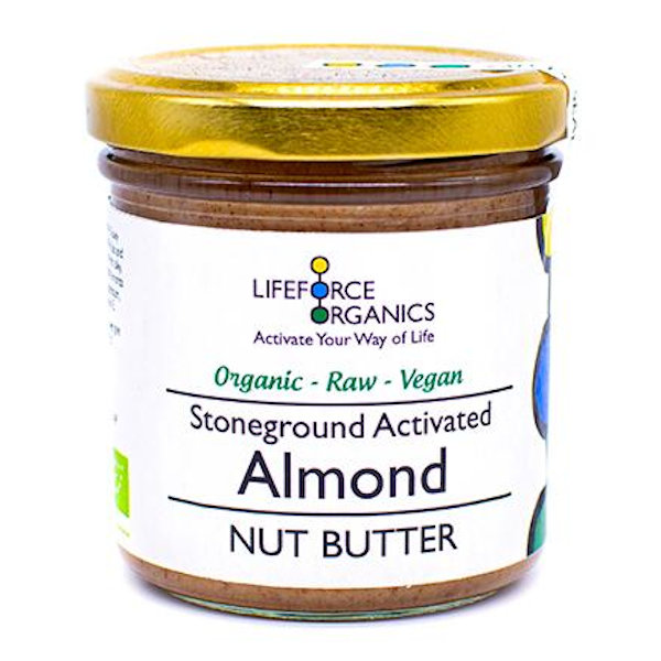 Activated organic almond butter 150g
