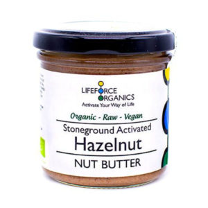 Activated organic hazelnut butter 150g