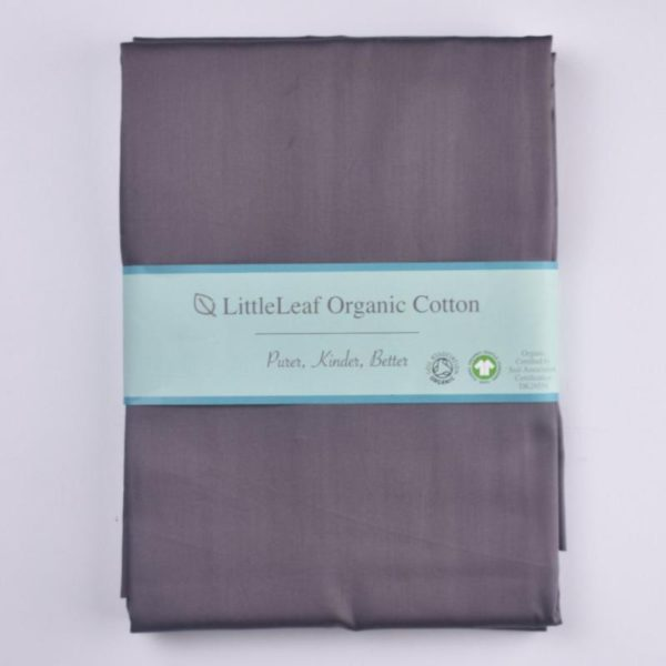 Oxford pillowcase - chocolate plum 1