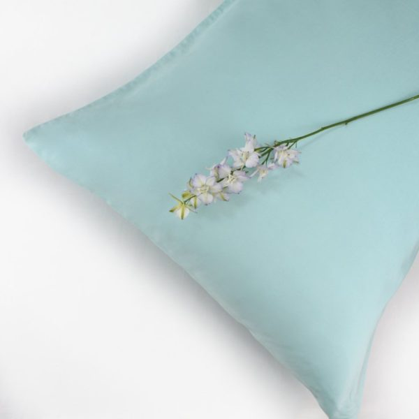 Aquamarine organic cotton bedding set 3