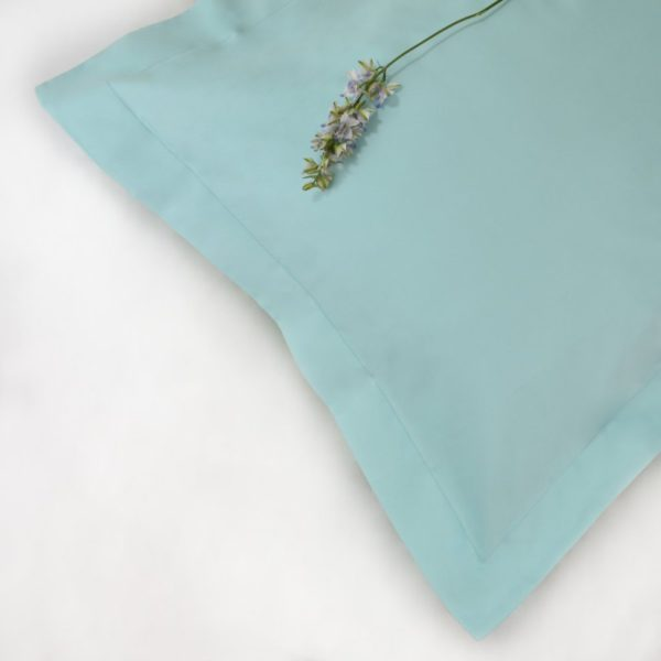 Oxford Pillowcase - Aquamarine 1