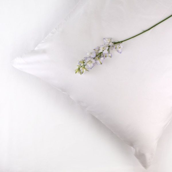 White organic cotton bedding set 3