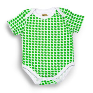 Organic cotton bodysuit - made from GOTS certified organic cotton
