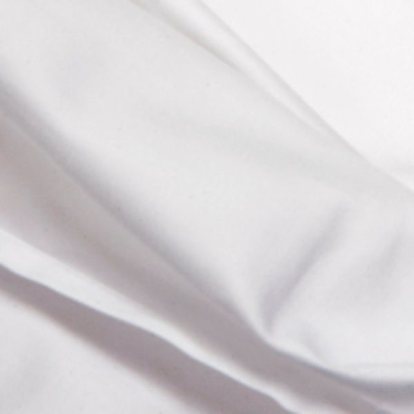Extra Deep Fitted Sheet - White 1