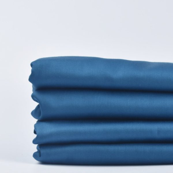 Fitted Sheet- Ocean Blue 1