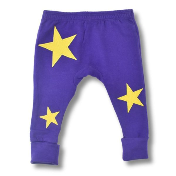 Star Soft Organic Cotton Leggings 1