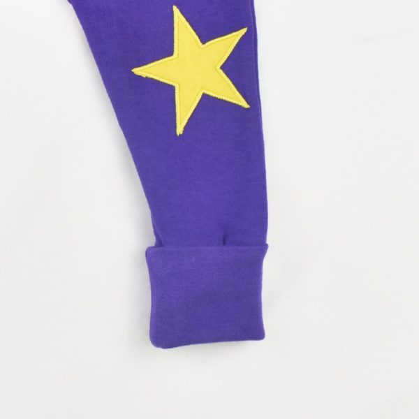 Star Soft Organic Cotton Leggings 3