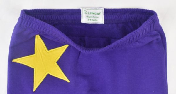 Star Soft Organic Cotton Leggings 4