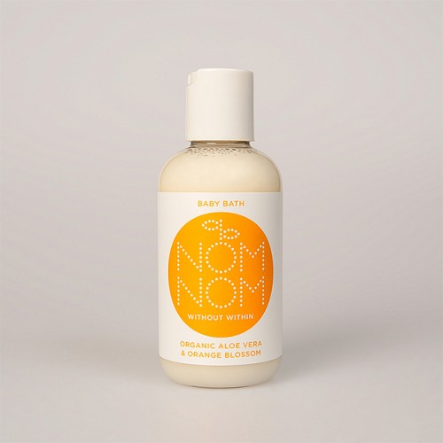 Organic Baby Bath - Kind To Sensitive Skin