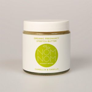 Award winning organic stretch butter: heal, smooth & improve the appearance of stretch marks