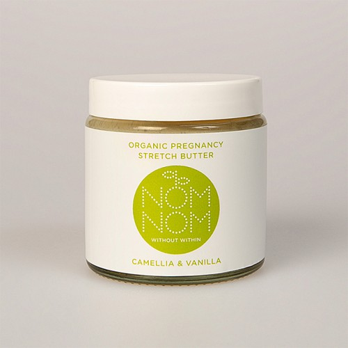 Organic Stretch Butter - Best Stretch Mark Cream.