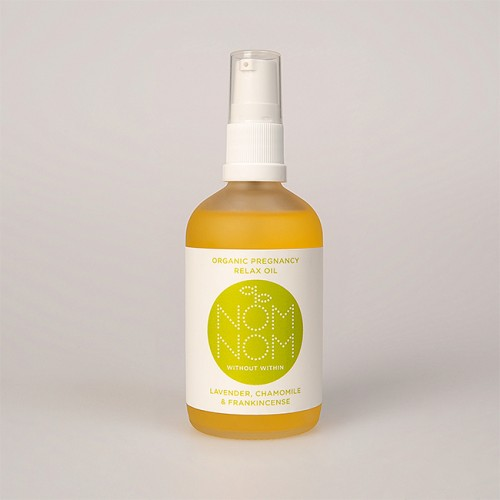 Organic Relax Oil - Whilst Pregnant, It's Important To Relax And Unwind