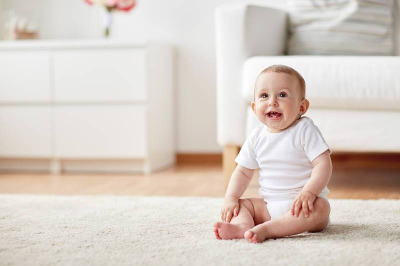 Organic baby clothes protect skin without the harsh dyes and toxins