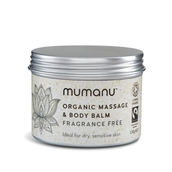 Organic Massage &Amp; Body Balm