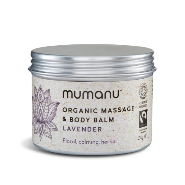 Organic Body Balm With Lavender  – Relaxes Your Mind And Soothes Your Skin
