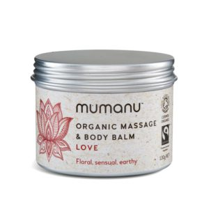 Organic message & body balm - indulge your skin and senses with Love body balm