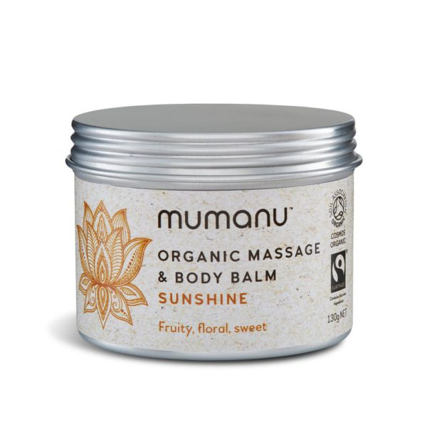 Organic massage & Body Balm