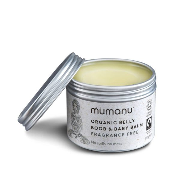 Mother And Baby Organic Balm