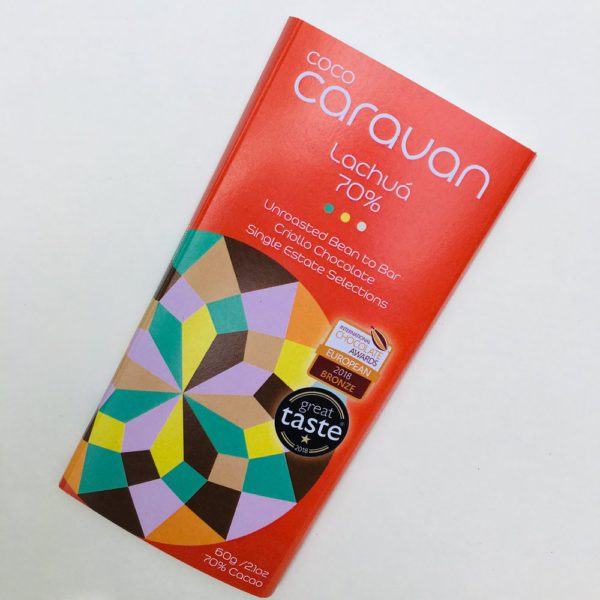 Raw - Organic - Vegan Chocolate- 70 % Lachuá Cacao
