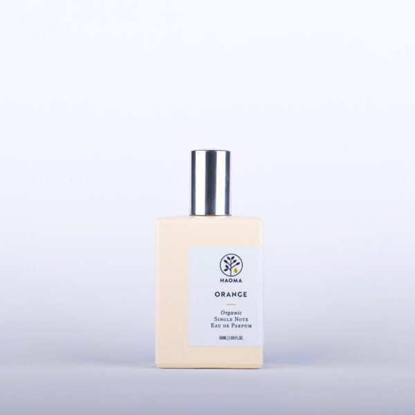 Organic Perfume - Orange Organic Single Note Eau De Parfum