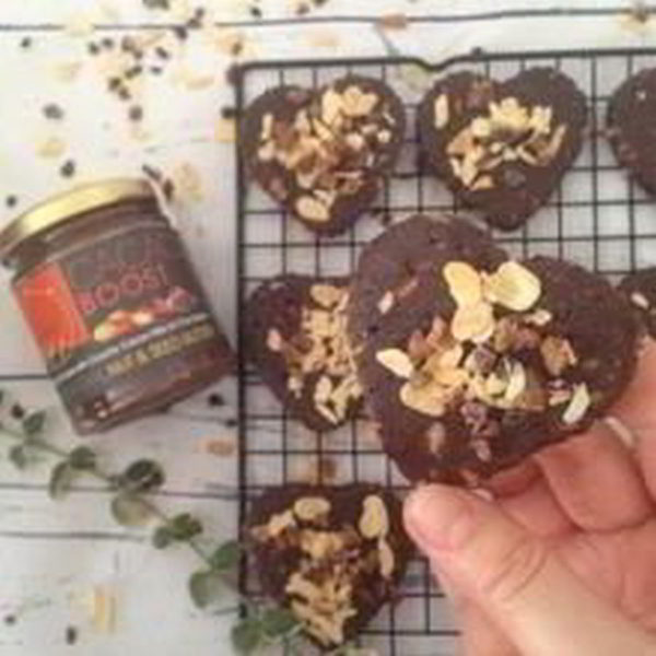 Organic Nut Butter - Cacao Boost Butter