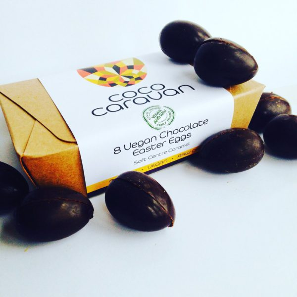Organic, Fairtrade and vegan chocolate