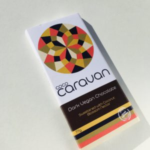 Raw Dark Chocolate 72% (77 g) Organic