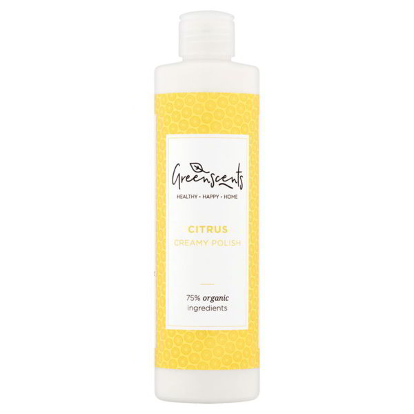 Organic Creamy PolishIs One Our Most Popular Natural Cleaning Products