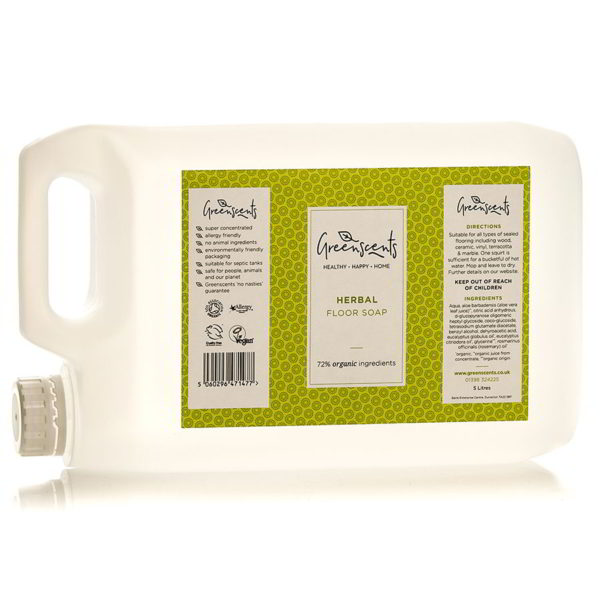 Natural Cleaning Products - Free From Harsh Chemicals, Nano Particles, Parabens, Synthetic Dyes And Artificial Fragrances