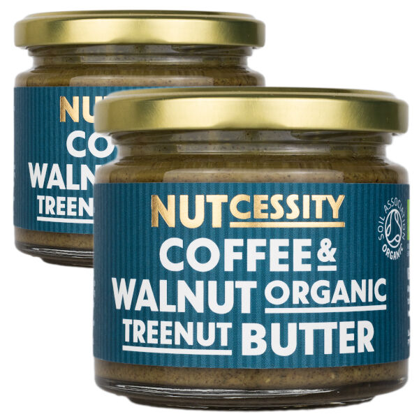 Organic Coffee &Amp; Walnut Butter - Delight Your Taste Buds