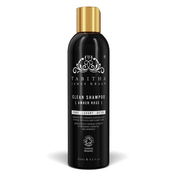Expertly Formulated Certified Organic Shampoo - Restores Natural Shine