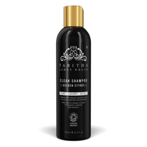 Expertly formulated certified organic shampoo - nourishes and cleanses your hair & scalp