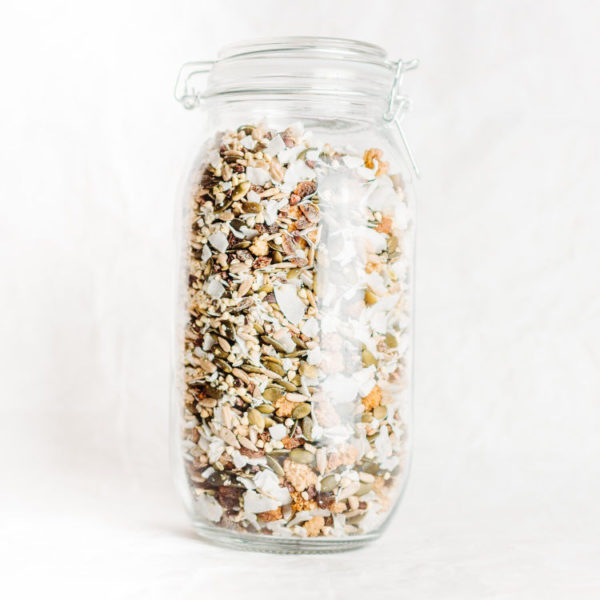 Activated Organic Seed Mix: Nutritious And Delicious Healthy Snacks