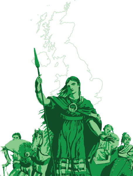 Boudican is named after the ultimate warrior queen Boudica (or Boadicea) who is considered a British folk hero
