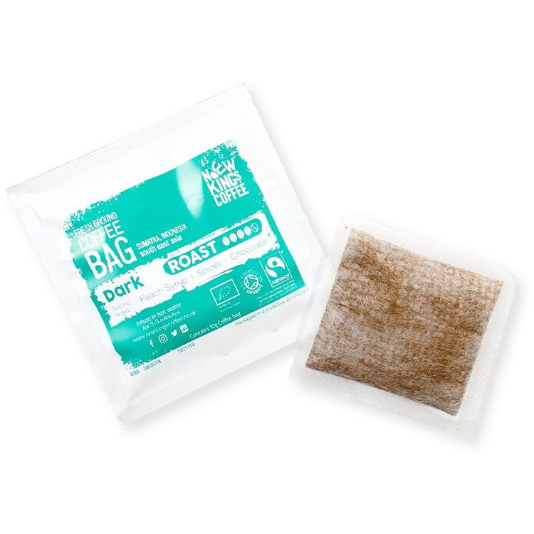 Ethically Sourced Organic Coffee Bags