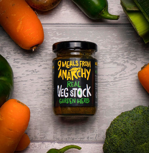 We Make Veg Stock That's Better For You And Our Environment