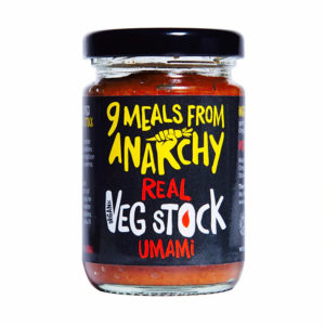 Best tasting vegan veg stock - rich flavour and satisfying