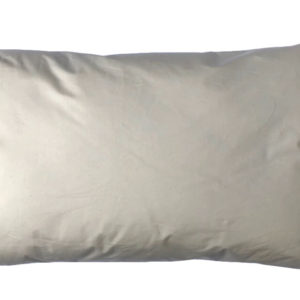 Cot bed organic pillow