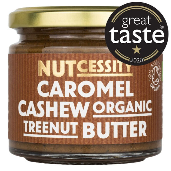 100% Organic Cashew Butter - Delight Your Taste Buds