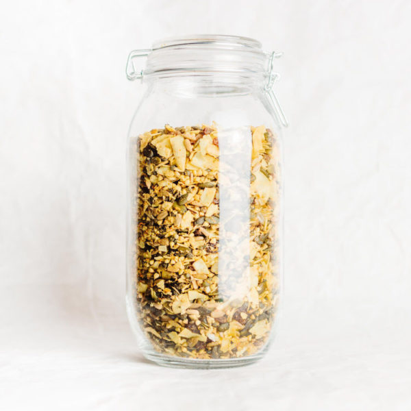 Activated Organic Seed Mix: Delicious Healthy Snacks
