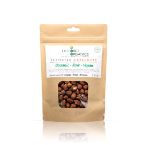 Best activated organic hazelnuts : mouthwatering snack