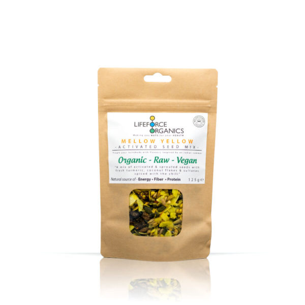 Delicious Organic Seed Mix: Protein Rich Healthy Snack